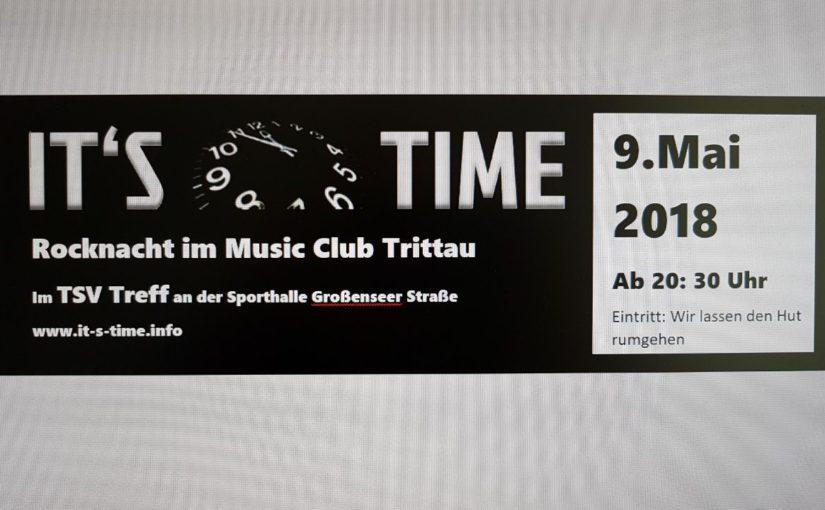 Rocknacht im Music Club Trittau