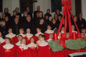 Weihnachtslieder zum Zuhören und Mitsingen @ Ev Luth Kirchengemeinde Trittau